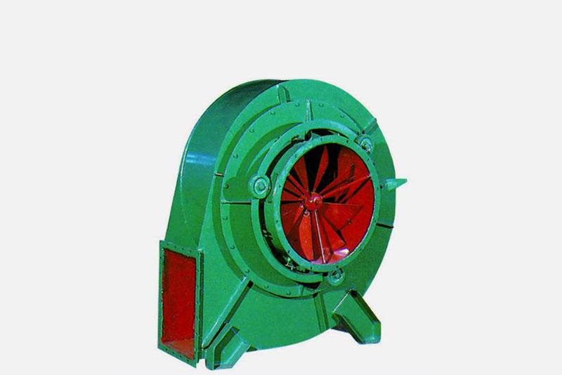 YX9-35型锅炉离心引风机