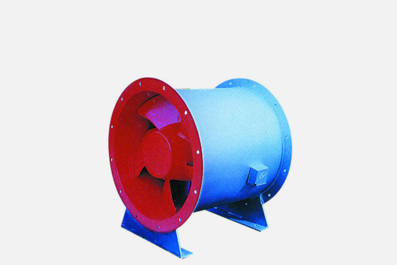 GXF型斜流通风机